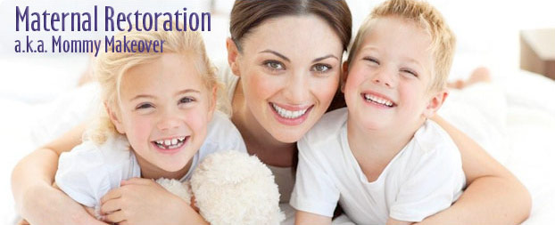 Maternal Restoration (aka Mommy Makeover)
